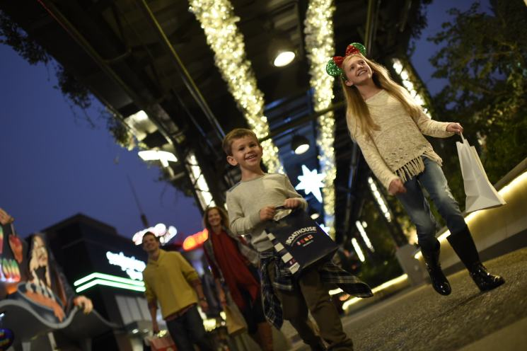 Find out what's happening during the Holidays at Disney Springs in Walt Disney World