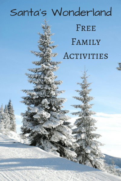 Santa's Wonderland at Bass Pro Shops Offers Free Family Activities