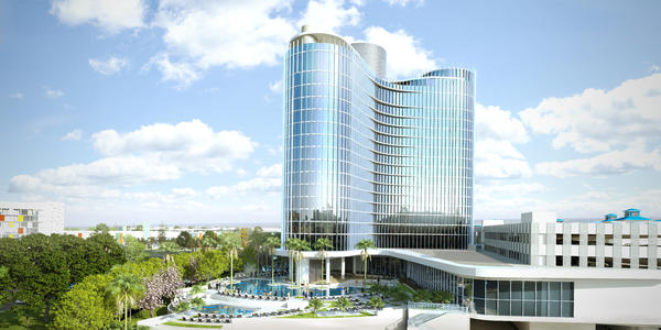 Universal Orlando Resort to Add Chic Aventura Hotel