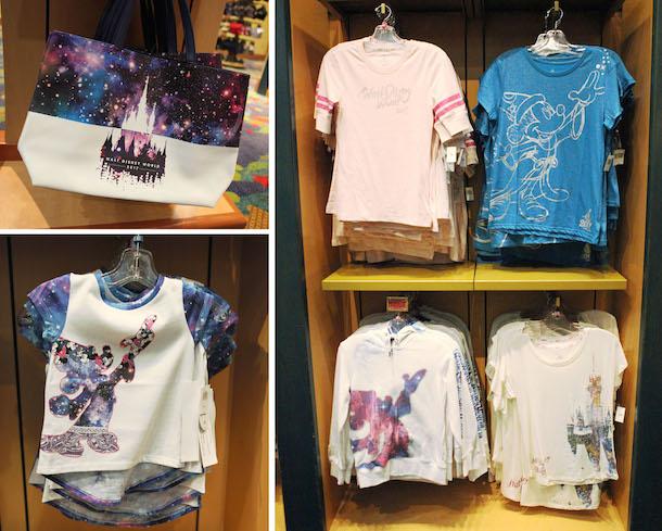 2017 Merchandise Now Arriving at Disney Parks