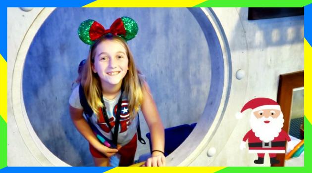 Disney Magic Christmas Cruise!