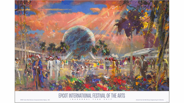 Bookings Open for Select Experiences During Epcot International Festival of the Art