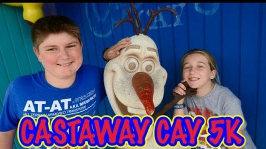 Castaway Cay 5K!