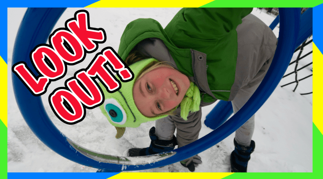 Sledding Disaster!