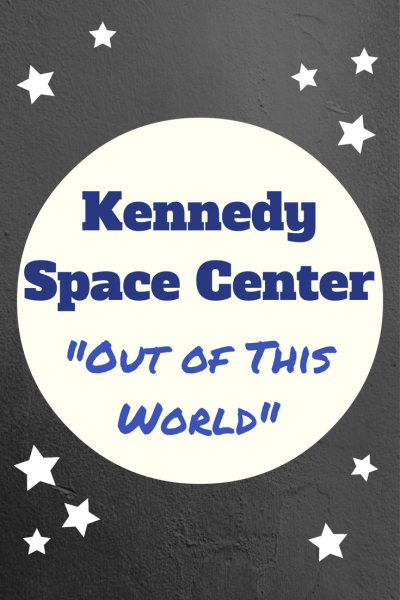 """Out of This World"" Sweepstakes from Kennedy Space Center & Harper Voyager"