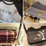 Check out the Beauty & the Beast inspired merchandise inside Disney Springs at Walt Disney World D-Living