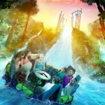 SeaWorld Orlando is Ready to Rush the Rapids with Infinity Falls World's Tallest River Rapid Drop Coming Summer