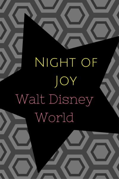Night of Joy 2017 line-up and dates have been announced for the 35th year of Christian concerts at Walt Disney World Resort.