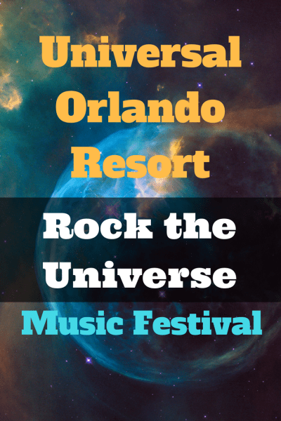 Universal Orlando Resort Rock the Universe Music Festival