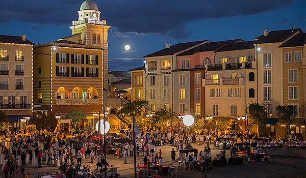 Universal Orlando's Harbor Nights Food & Wine Event