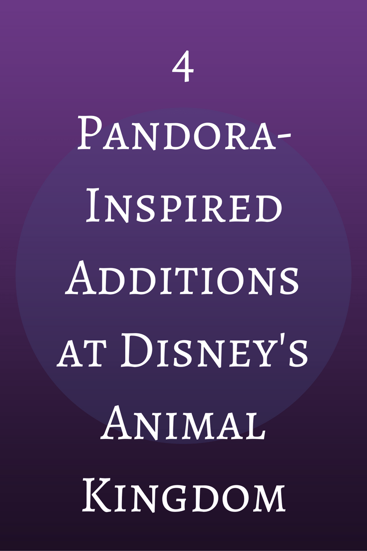 4 Pandora-Inspired Additions at Disney's Animal Kingdom