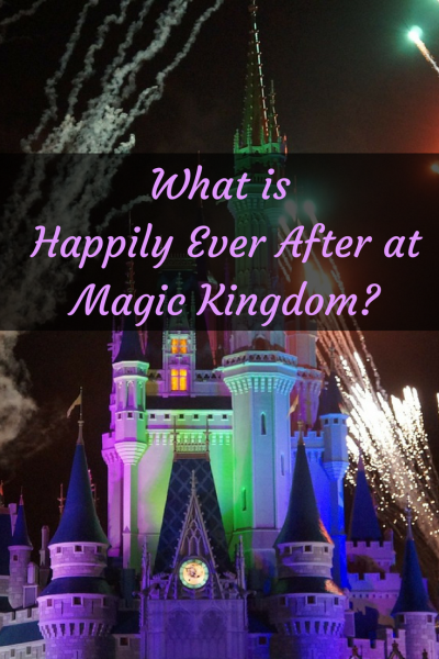 Find out more about Happily Ever After, a new Magic Kingdom fireworks show coming to Walt Disney World.