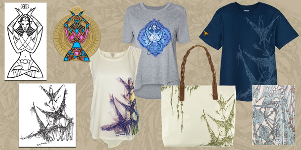 See the new Pandora – The World of Avatar Merchandise, available at Disney's Animal Kingdom