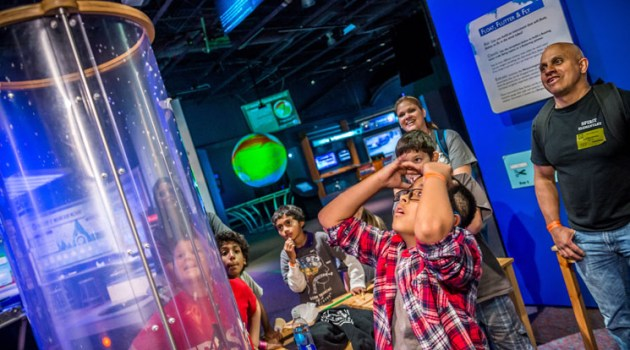 Orlando Science Center Hosts Superhero Week