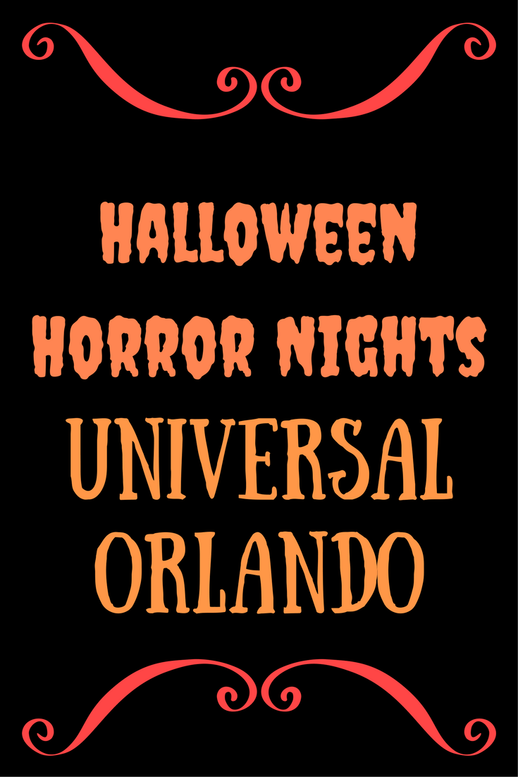 """Sacrifice Your Soul"" at Universal Orlando Halloween Horror Nights 2017"