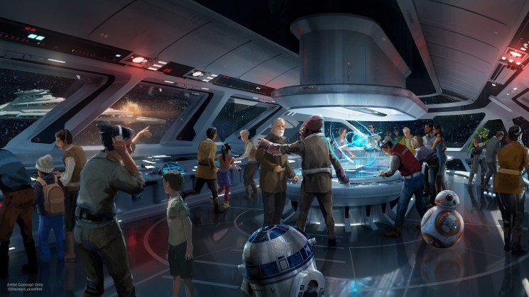 Star War Resort Hotel Coming to Disney 360 Experience