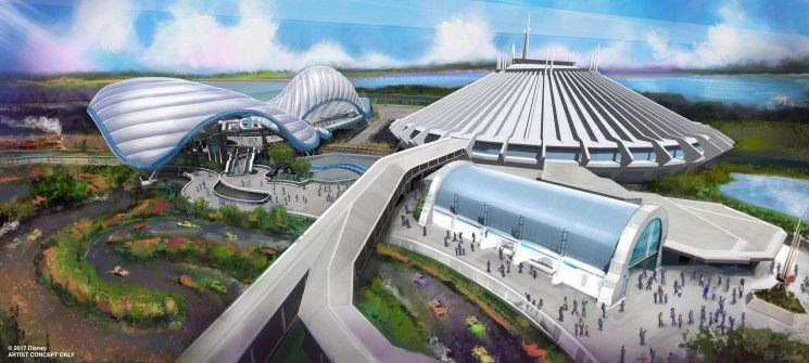 So many exciting changes happening at Disney Parks! See what's new and what's coming to Tomorrowland at Disney World's Magic Kingdom Park.