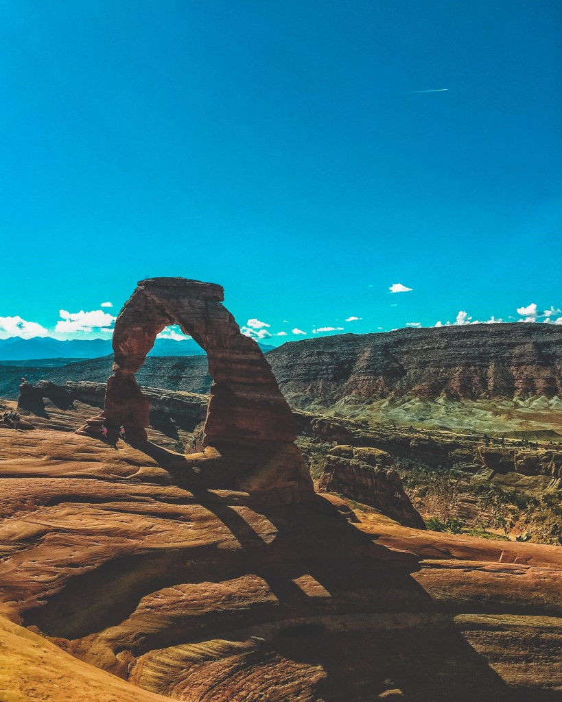 delicate arch revealed