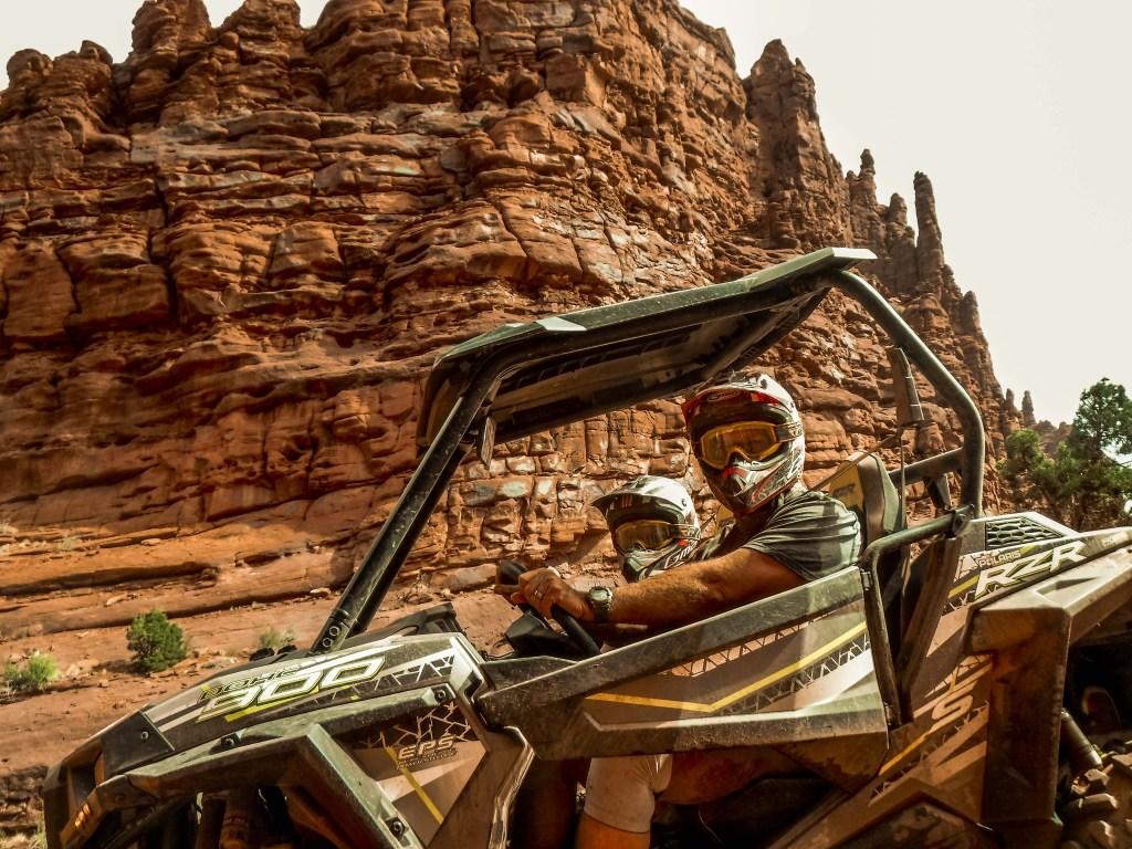moab off road upshot