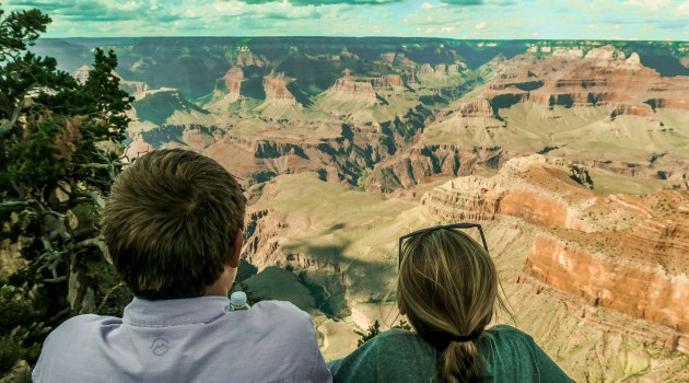 Revealing the Grand Canyon