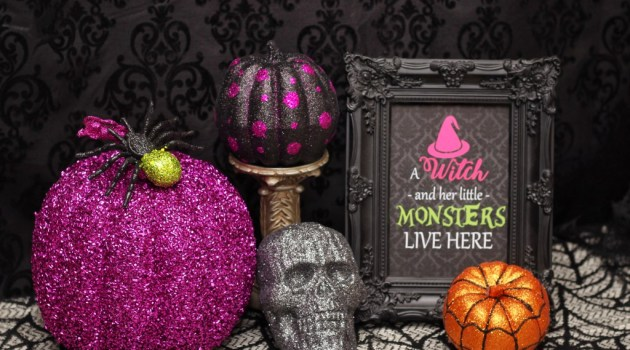 Halloween Ideas with Crafts, DIY's and Party Planning Tips