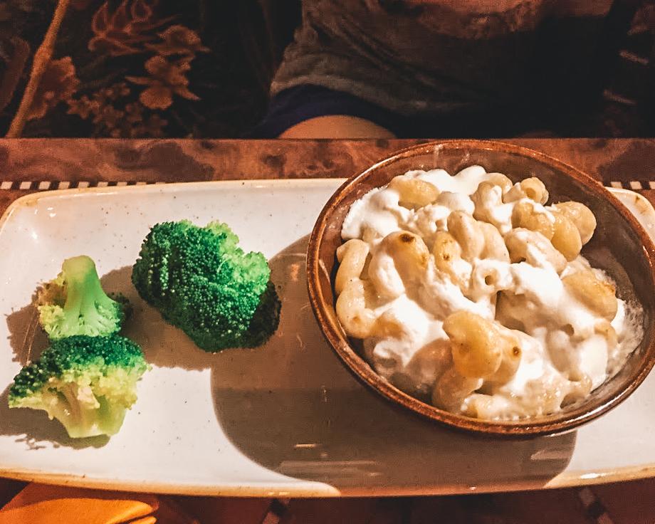 Mac & Cheese Skipper Canteen