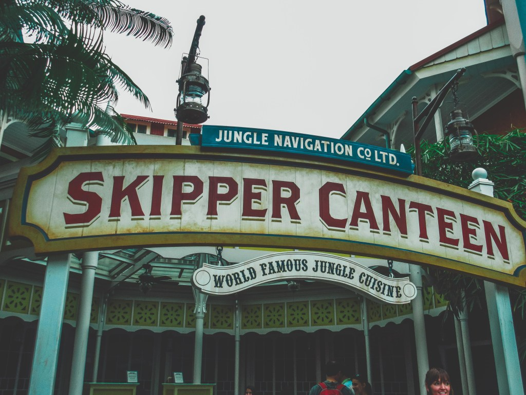 Disney Dining Skipper Canteen
