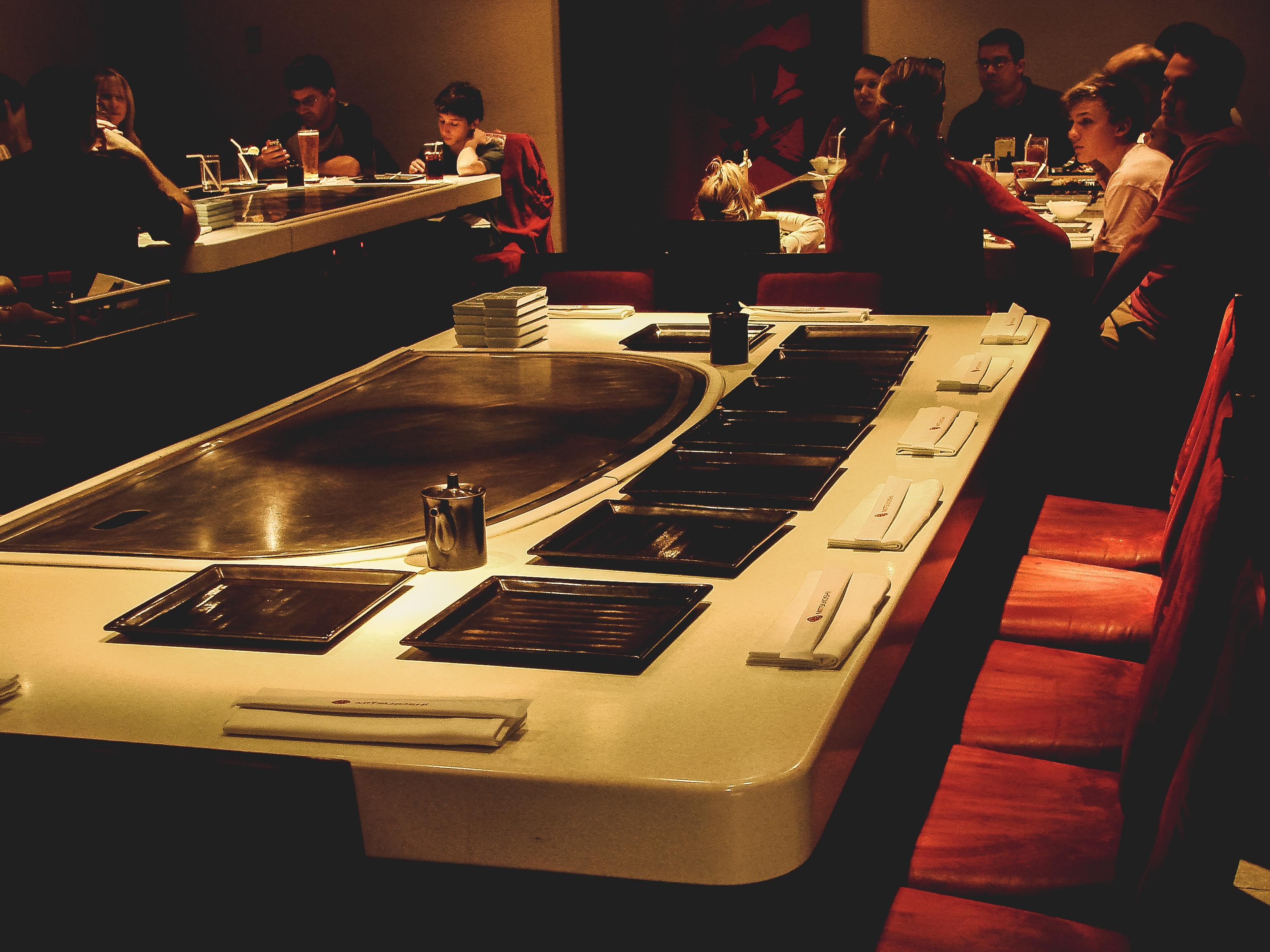 Worst Restaurants At Disney World Disney Dining Reviews - Teppan table