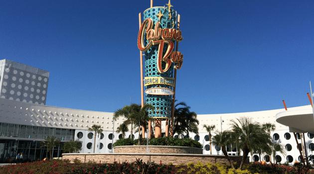 Cabana Bay Beach Resort Room Tour at Universal Orlando [Photos & Videos]