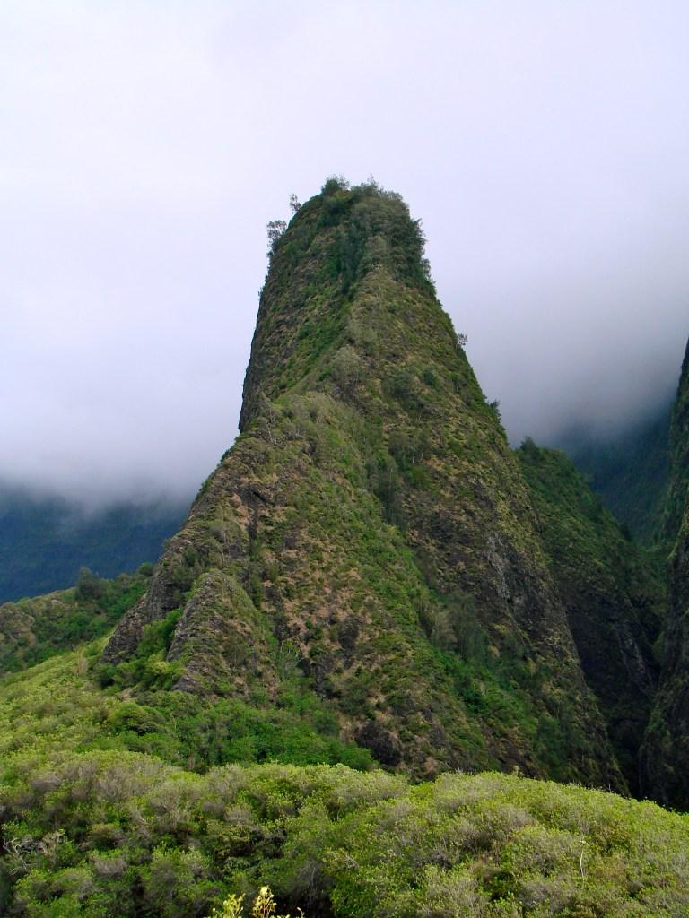 I'ao Needle in Maui