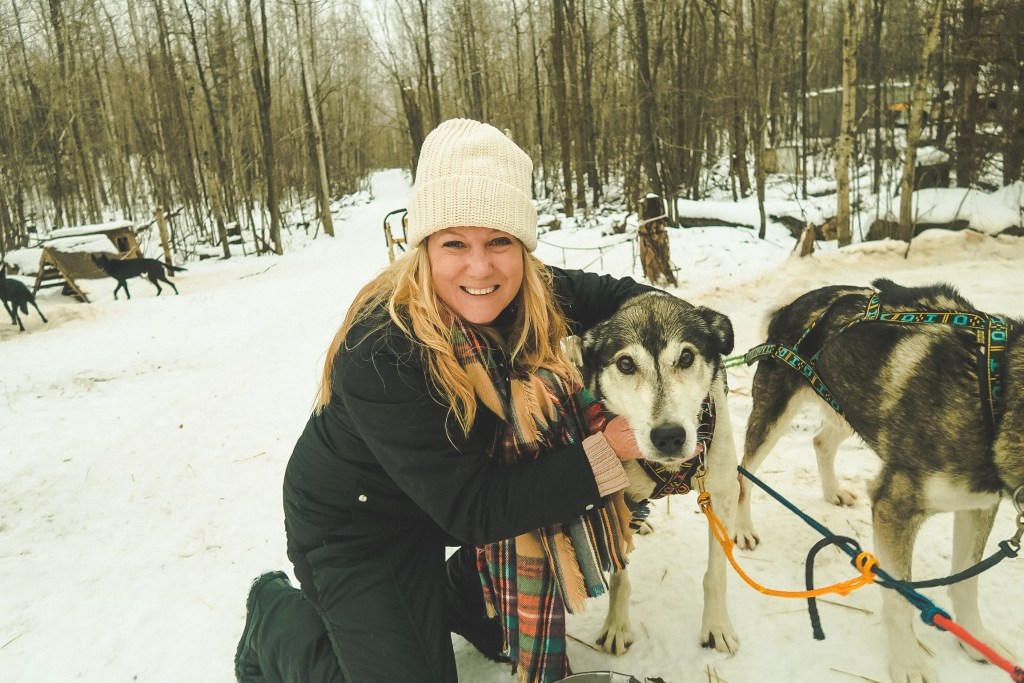 Worst Travel Experiences: Minnesota Dog Sledding