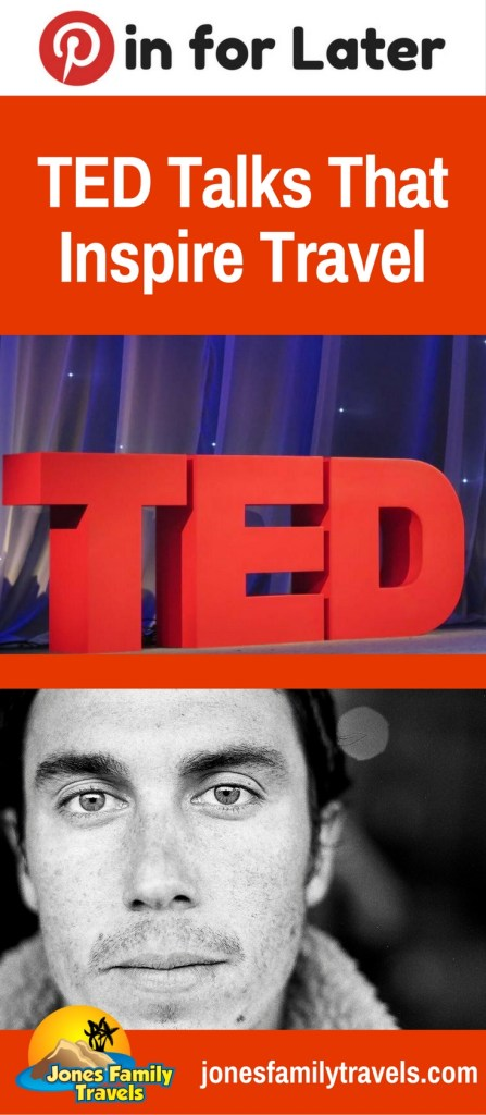 TED Talks That Inspire Travel