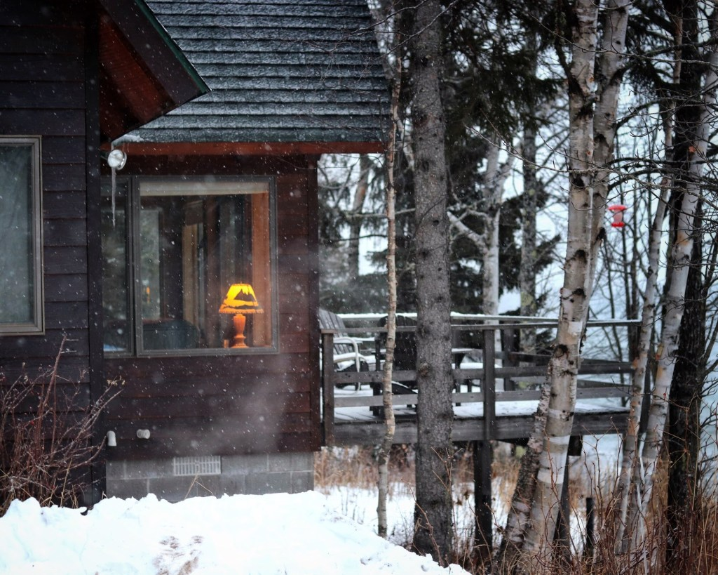 Minnesota's North Shore Cabin in the Woods