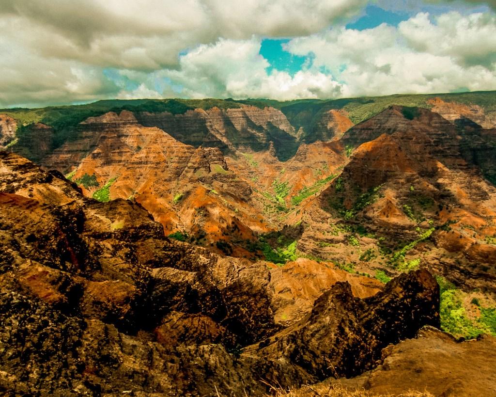 visit hawaii kauai pacific grand canyon