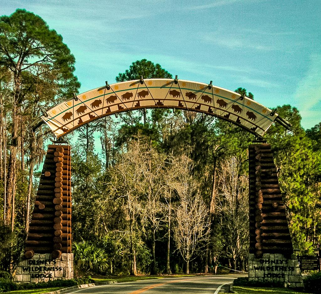 Wilderness Lodge Arch