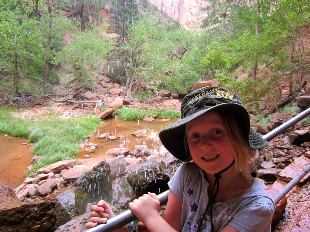 Zion Hikes Emerald Pools