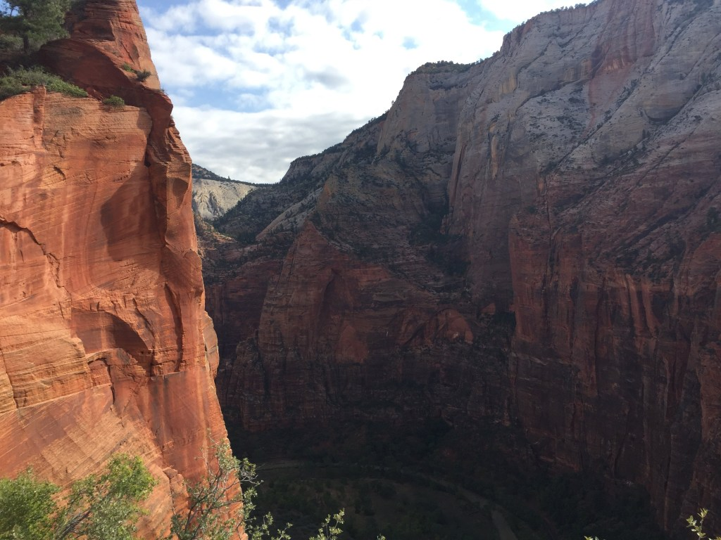 Zion Hikes Angels Landing Observation Point