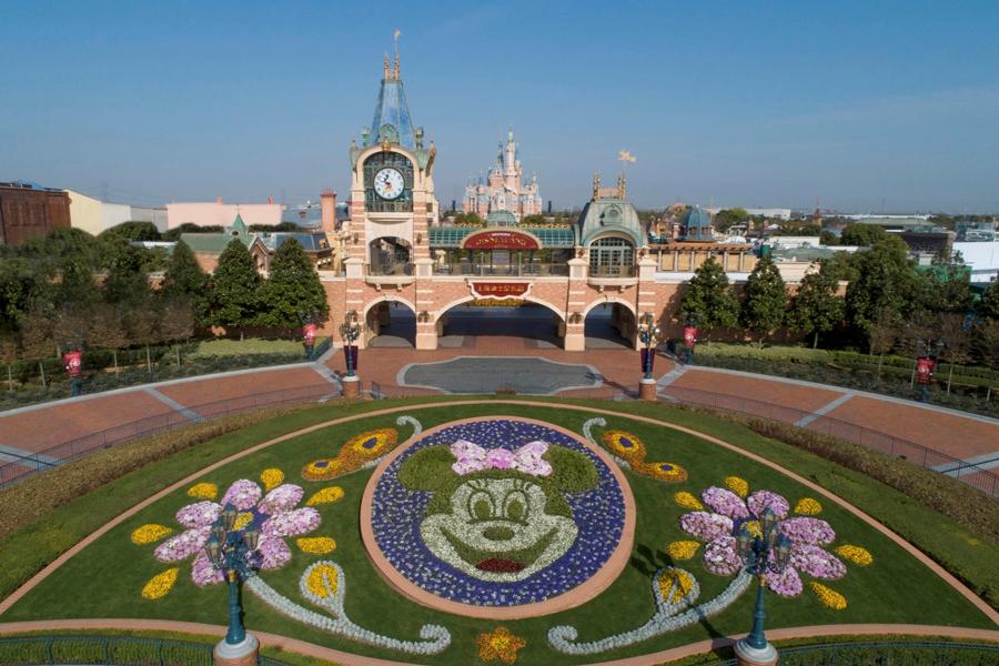 First Disney Park Reopening! Disneyland Shanghai