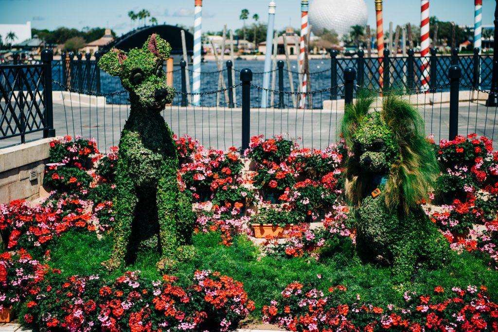 Epcot Flower & Garden Festival 2021