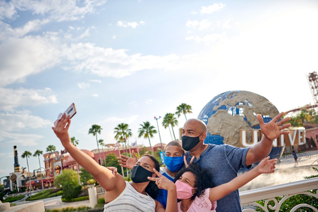 Universal Orlando Mask Policy