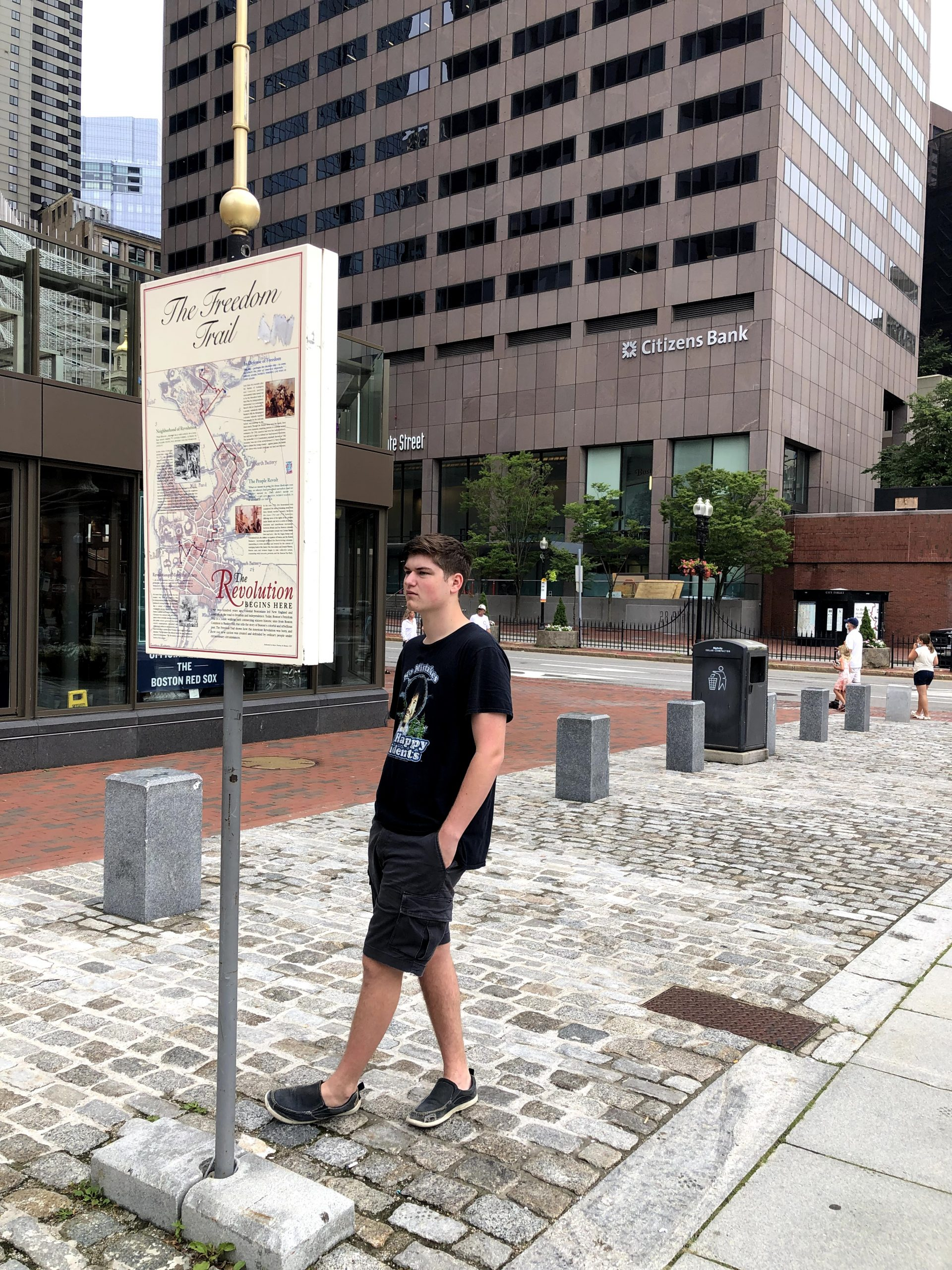Top Things to Do in Boston: Freedom Trail