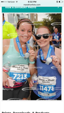 race photo finish medals