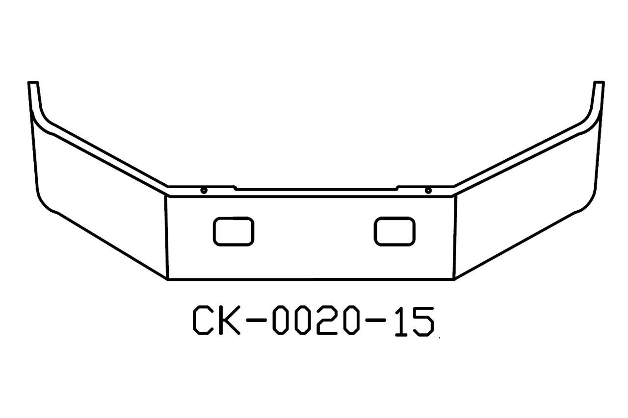 V Ck 15 Aftermarket Fits Freightliner Fl50 Fl60