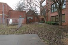 Former Rear Entry