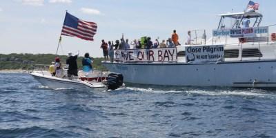 Save Our Bay Flotilla