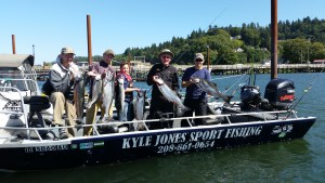 Astoria Chinook Limit