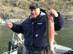Snake River Steelhead