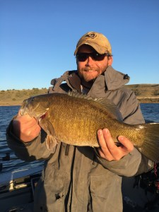 American Falls Smallmouth Bass