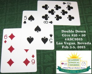 ASC2015 - Double Down