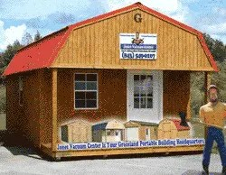 portable building Walterboro SC storage shed